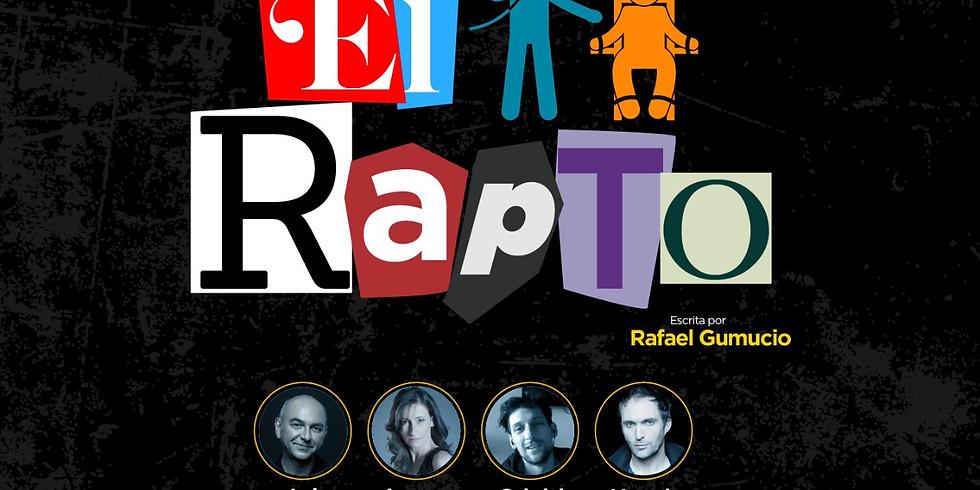 "Living Teatro: ""El rapto"""
