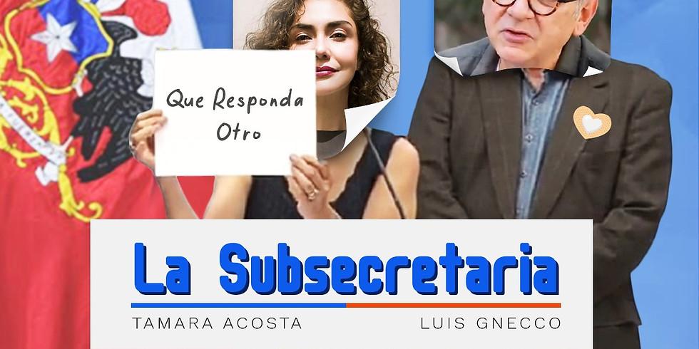 La subsecretaria (2a)
