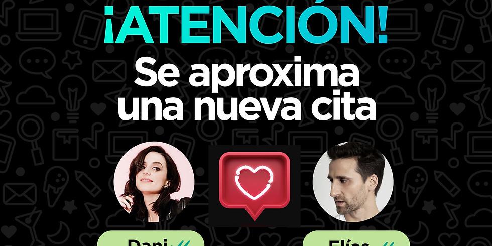 El amor en tiempos de pandemia: Dani & Elías.