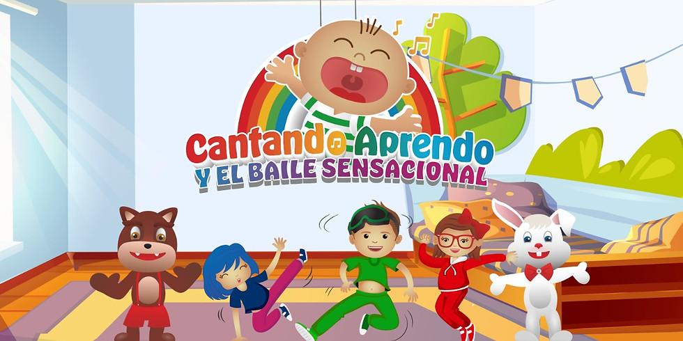 Cantando aprendo y el baile sensacional (fuera de Chile)