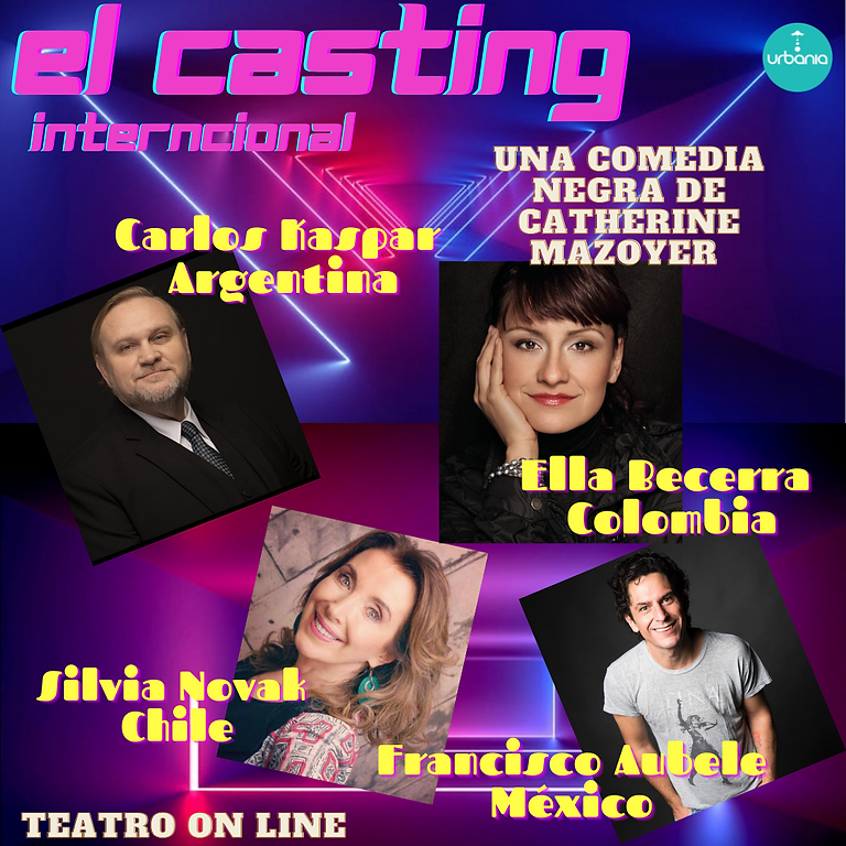El casting internacional