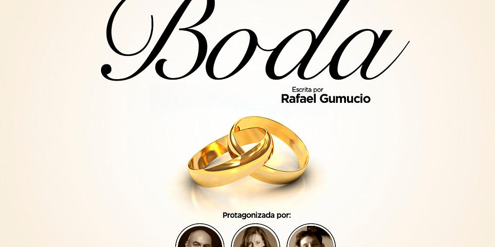 "Living Teatro: ""Boda"""