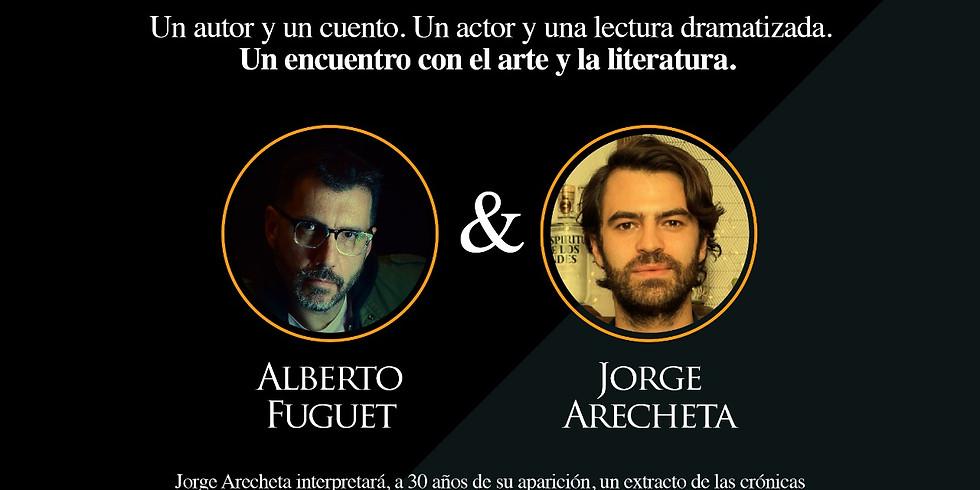 Living Stories: Arecheta + Fuguet