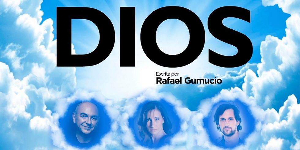"""Living Teatro: """"Dios"""""""