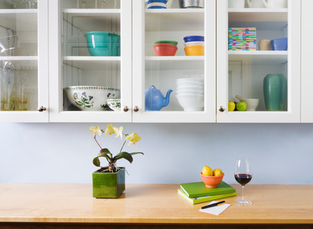 Top 10 Home Organizing Tips