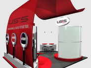 USIS 20'x20' Island Concept