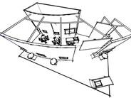20' x 40' Island Concept