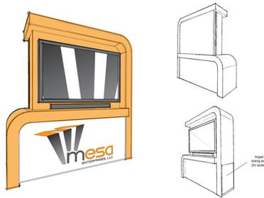 Mesa Retail Kiosk
