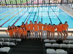 VRIJEDNI PLIVAČI Plivačkog Kluba Delfin NE POSUSTAJU U OSTVARENJU SVOJIH CILJEVA