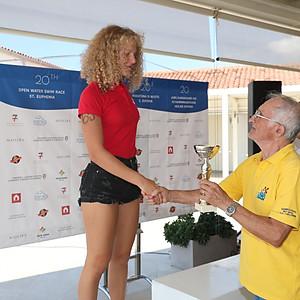 Proglašenje pobjednika 20. maratona Sv. Eufemija