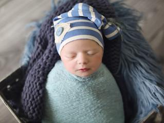 Gemma and Conrad had their baby boy!