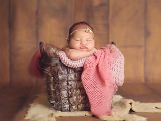Newborn Gabrielle