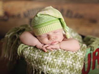 Newborn Winston