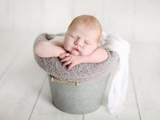 Belinda's Newborn shoot