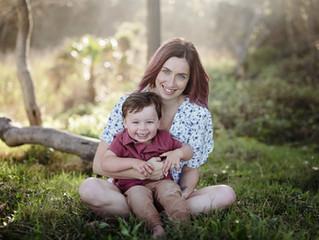 Rebecca's Family shoot