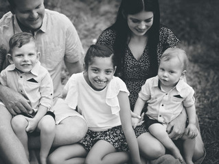 Amy S Family shoot