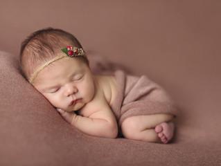 Newborn Audrey