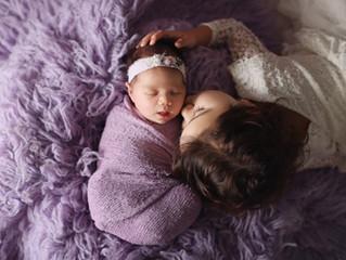 Kath's Newborn shoot