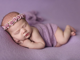 Maddie's Newborn shoot
