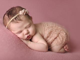 Mindy's newborn shoot