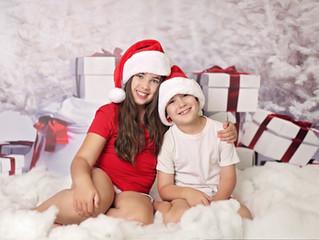 My kiddies christmas photos