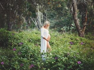 Ashleigh's maternity shoot