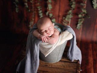 Mikayla's Newborn Shoot