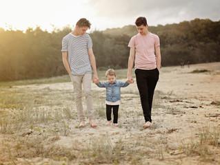 Jess's family shoot