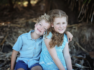 Colin & Mel's Family shoot