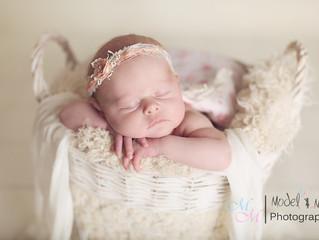 Susan's Newborn shoot