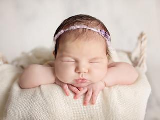 Stacey's Newborn shoot