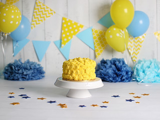 Melissa's Cake Smash
