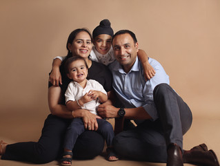 Gurmesh Singh Family shoot