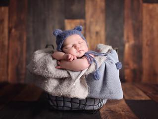 Jess's Newborn shoot