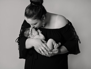 Shannon's Newborn shoot