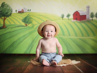 Ryder's 6 Month shoot