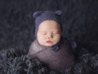 Amy Ryan's newborn shoot