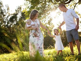 Kayla's Family Shoot
