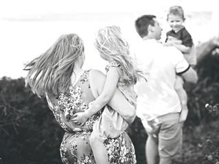 Alison's family shoot