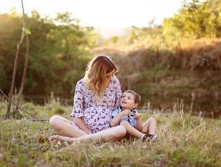 Bec's Maternity shoot