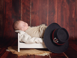 Taylor's Newborn shoot