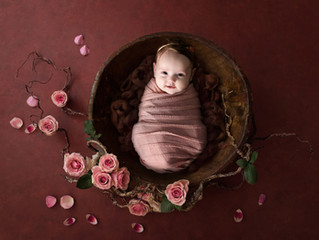 Hannah's Baby shoot