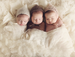 Let's call them Triplets!