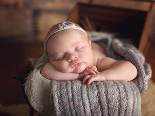 Daniella's newborn shoot