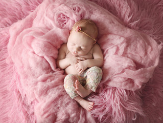 Liv's Newborn shoot