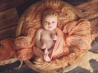 Newborn Aurelia