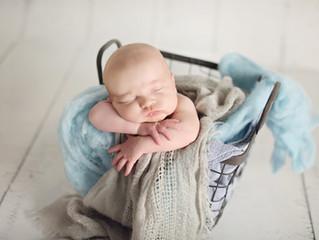 Renee's Newborn shoot