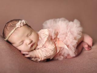 Fiona's Newborn shoot