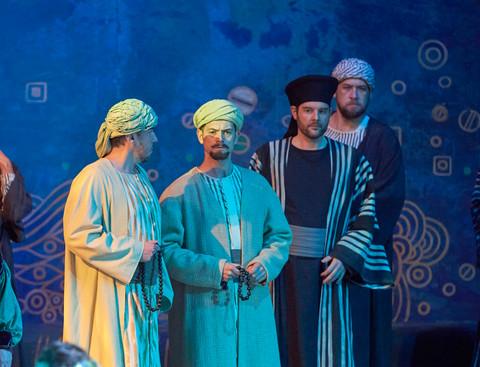 1. Nazarener in Salome at Wiener Staatsoper