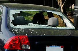 back window auto glass repair replacement belmont center mechanic